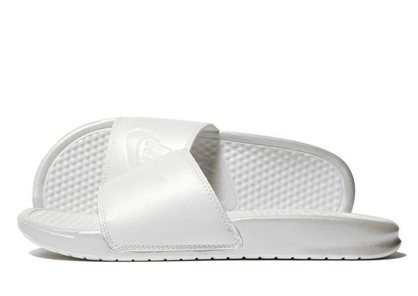 3b1aaf9ddcd Nike Benassi Slides Women s