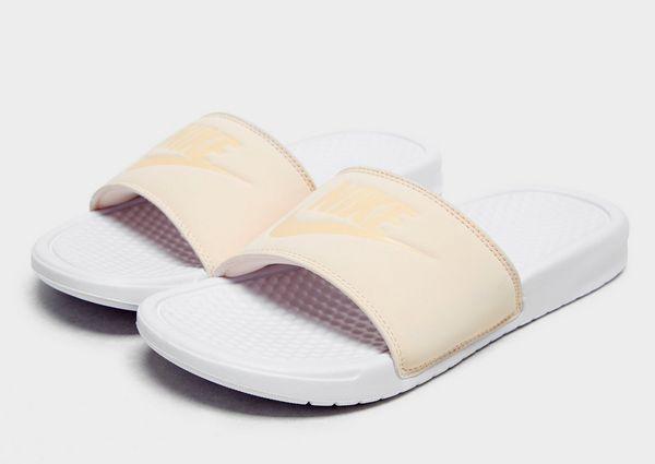 c8cf280f80c Nike Benassi Just Do It Slides Women s