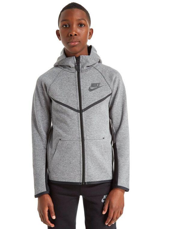 5316a31eee7 Nike Tech Windrunner Hoodie Junior | JD Sports Ireland