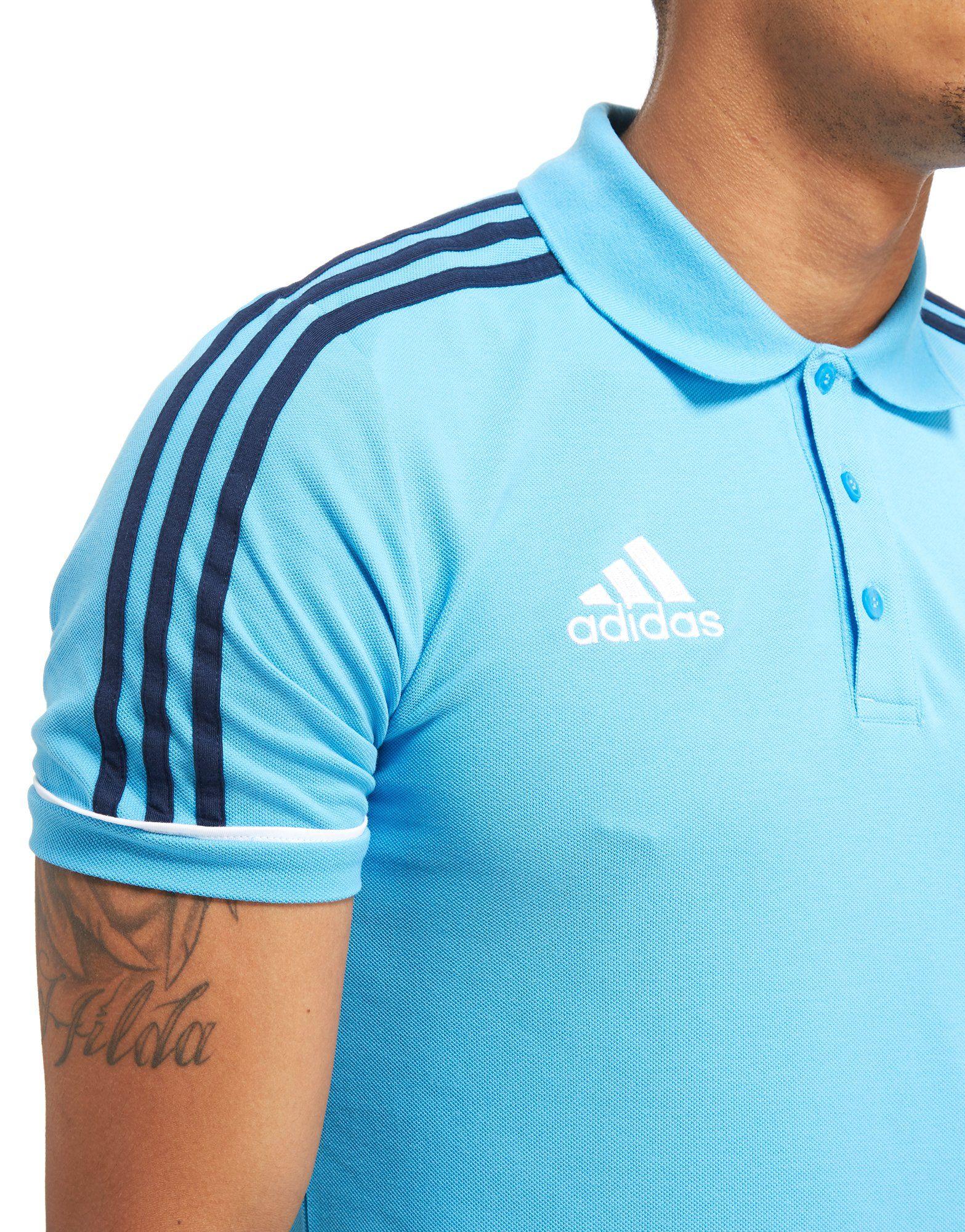 adidas Olympique Marseille 2017 Polo Shirt