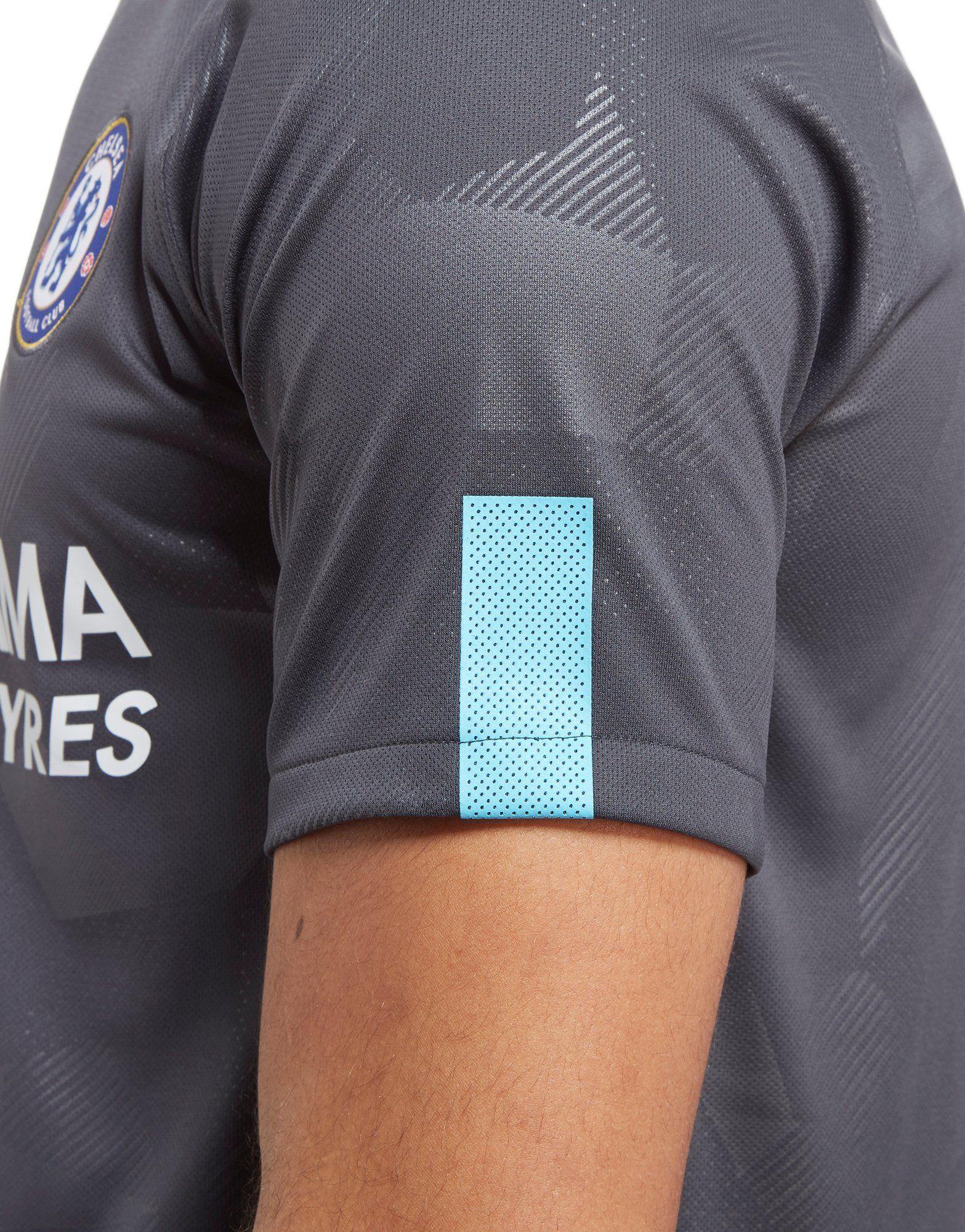 Drittes 2017 2017 Nike Drittes Grau FC Nike FC Hemd 18 Chelsea Chelsea 18 vwpdgp