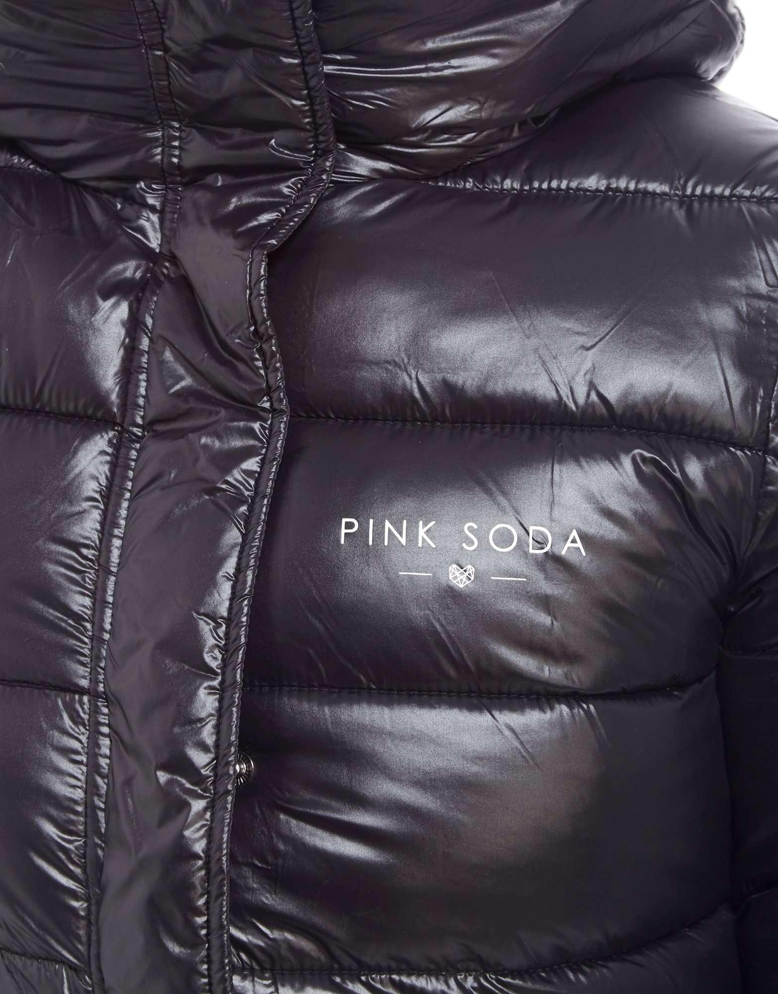 Pink Soda Sport Padded Jacket