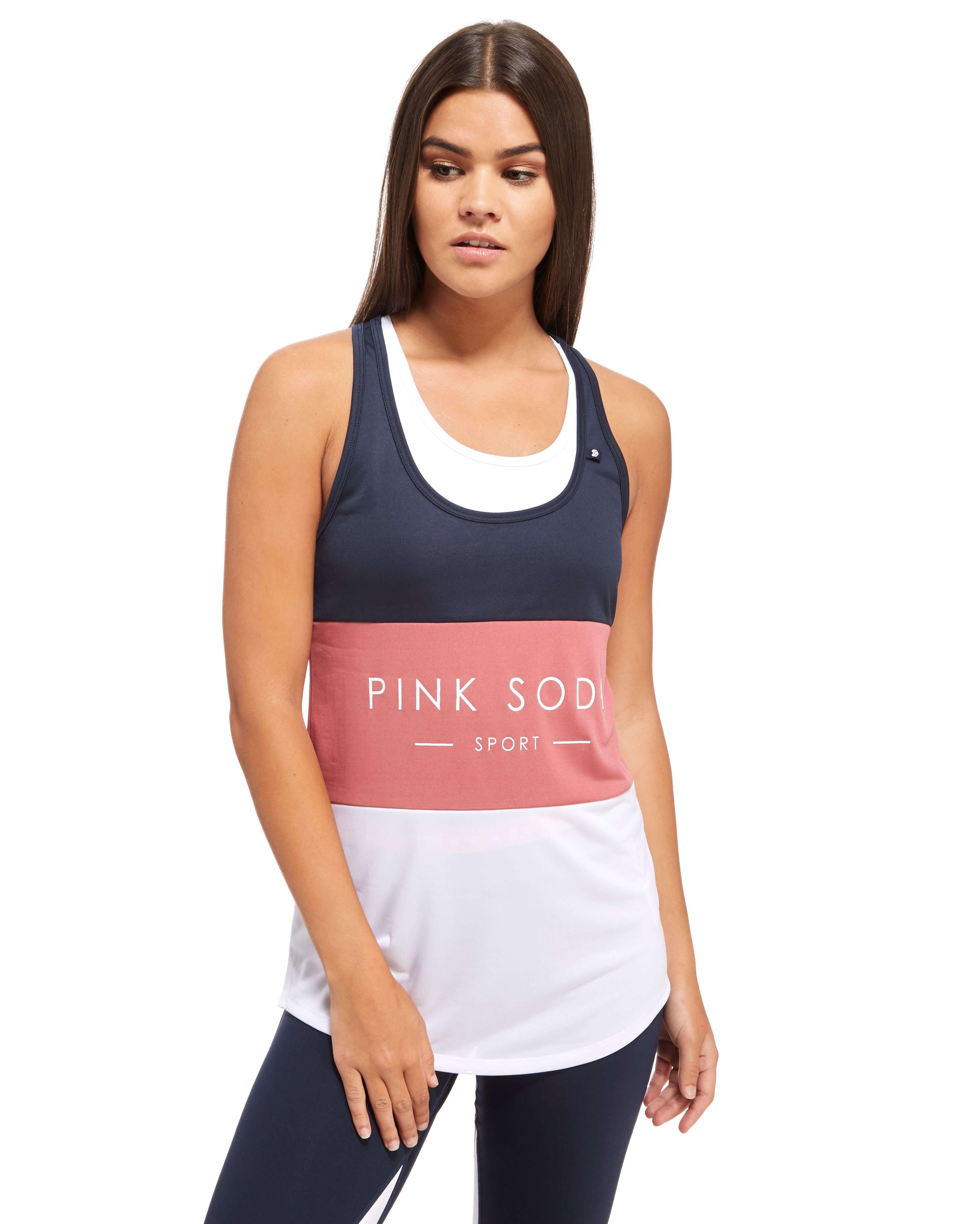 Pink Soda Sport Panel 2in1 Vest