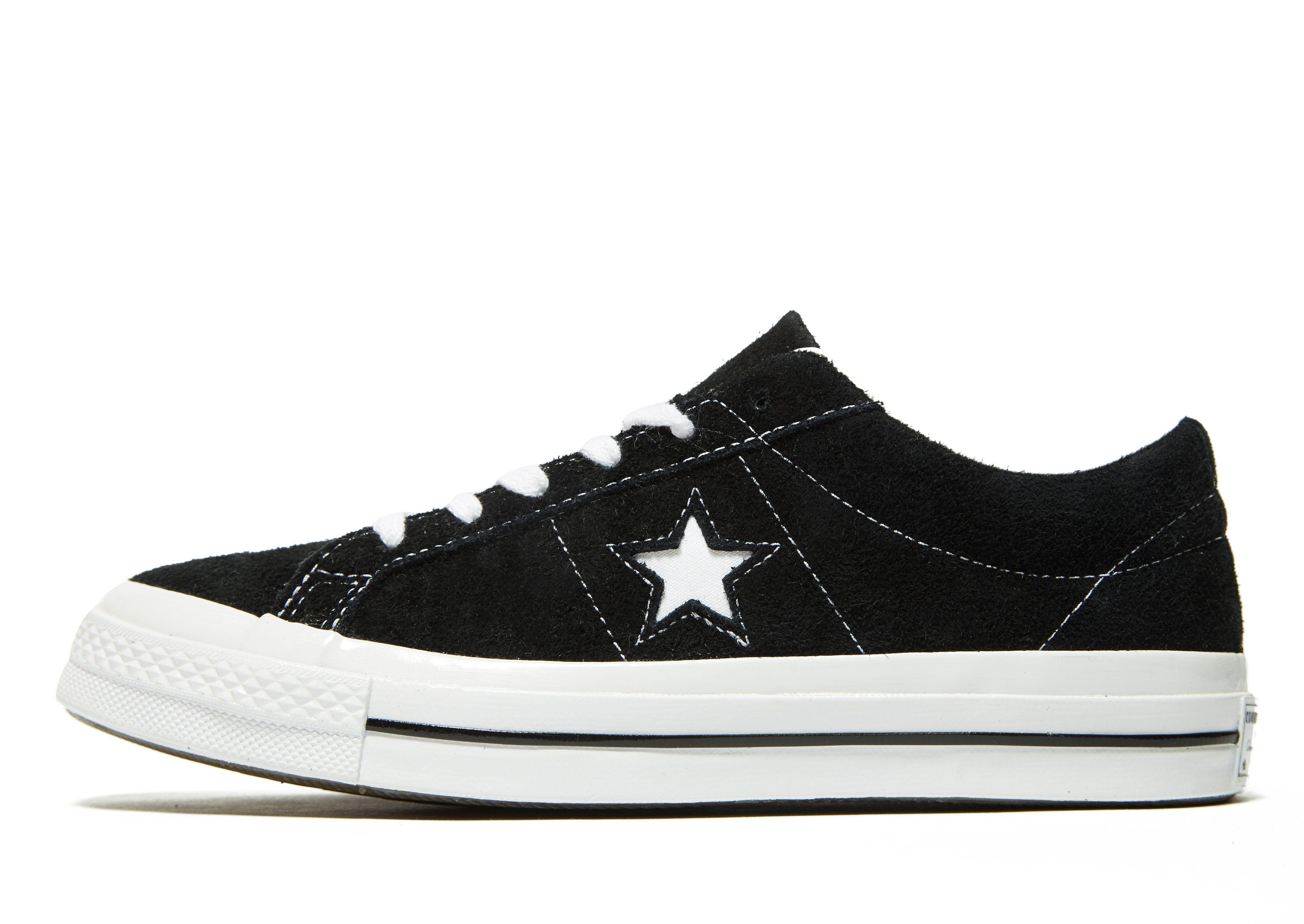 Calzature & Accessori 46,5 neri per uomo Converse One Star