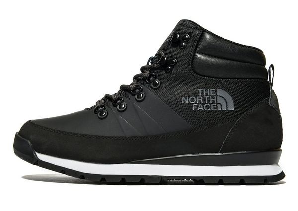 The North Face Back-To-Berkeley JXT Mid - Men's Shoes and Boots - Black 284046