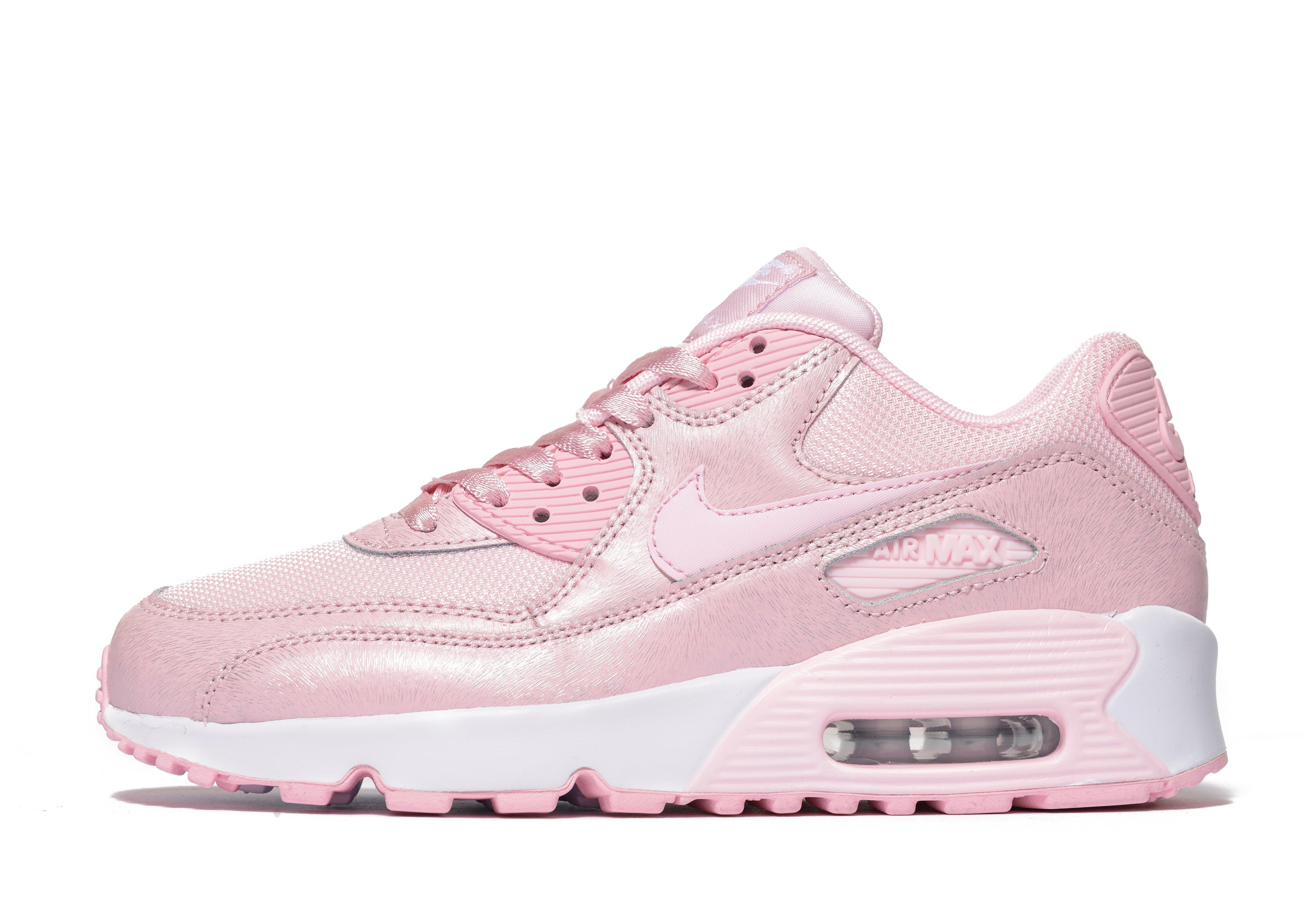 pink nike air max