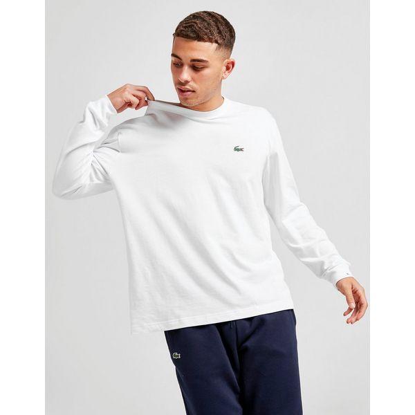 Lacoste Croc Long-Sleeved T-Shirt Heren