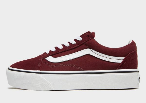 d11804120d44 Vans Old Skool Platform Women s