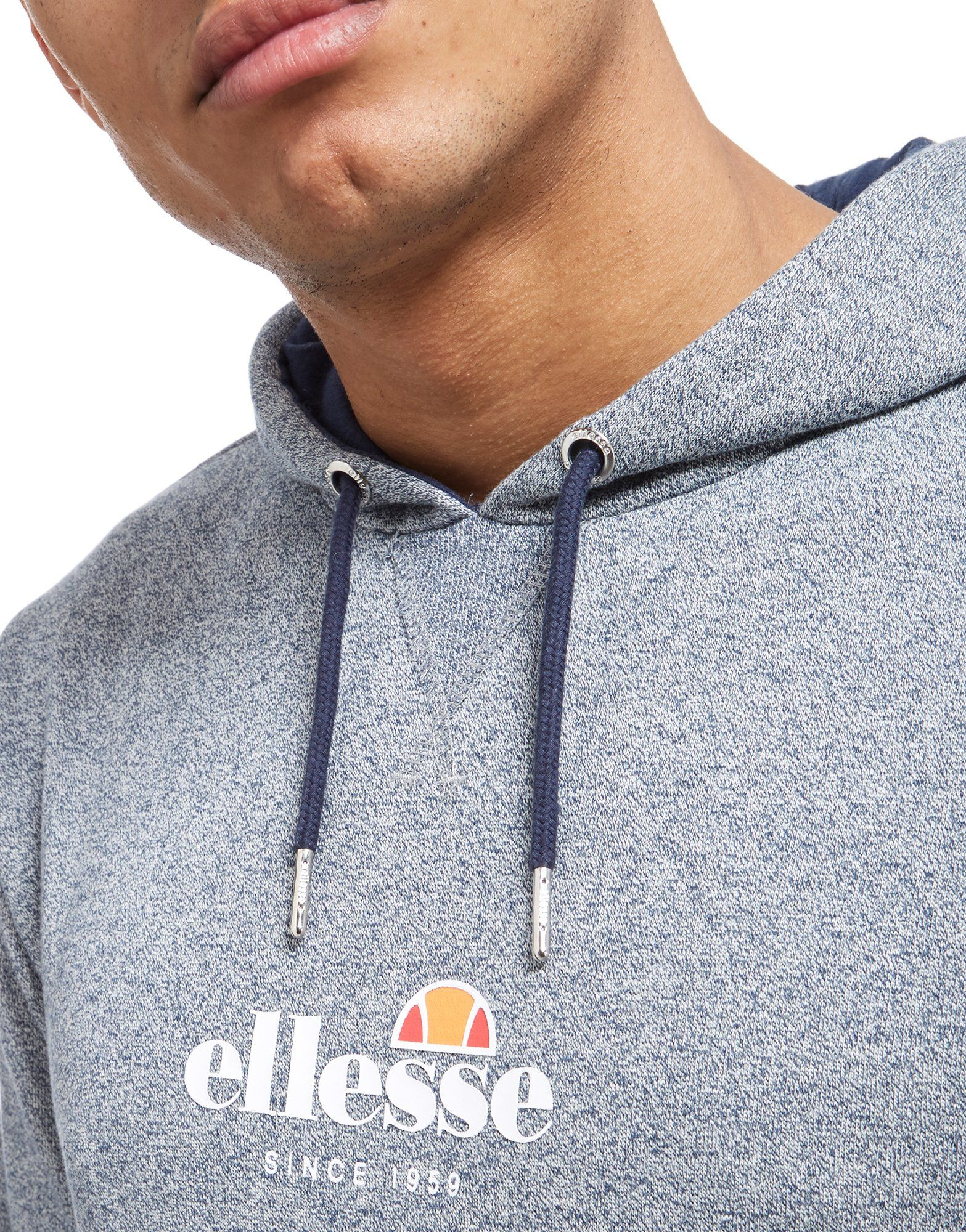 Ellesse Toppino Small Logo Hoodie