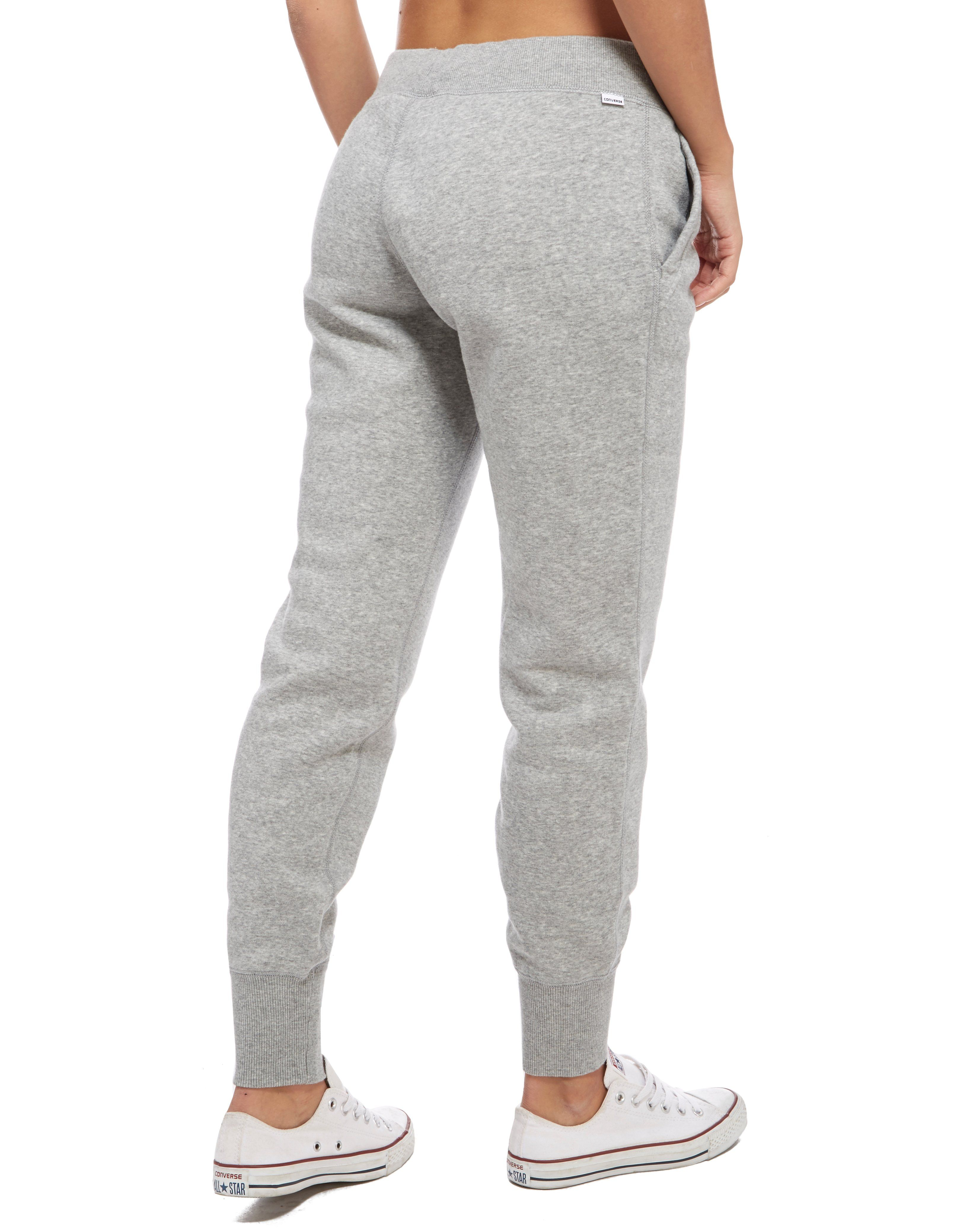 Grau Converse Grau Fleece Pants Chuck Pants Fleece Chuck Converse wqP8waB