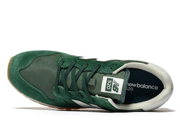 new balance 520 bordeaux