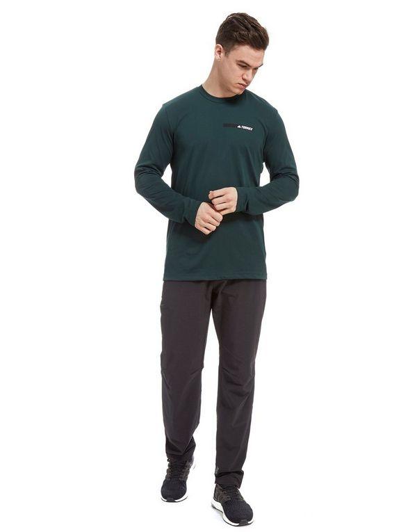 adidas Terrex Felsblock Long Sleeve T-Shirt