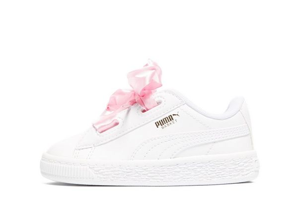 puma basket heart kinder
