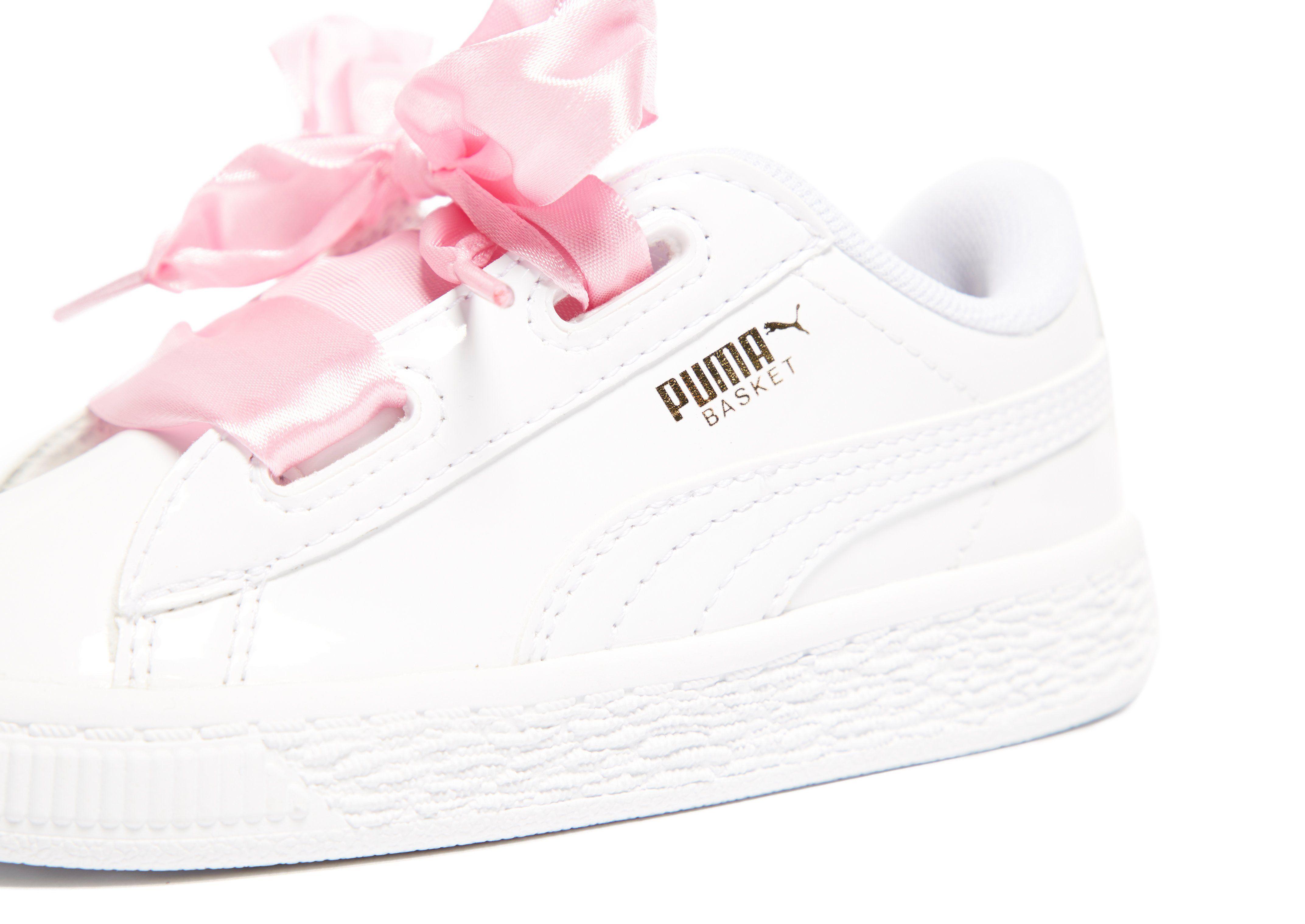 PUMA Basket Heart Infant