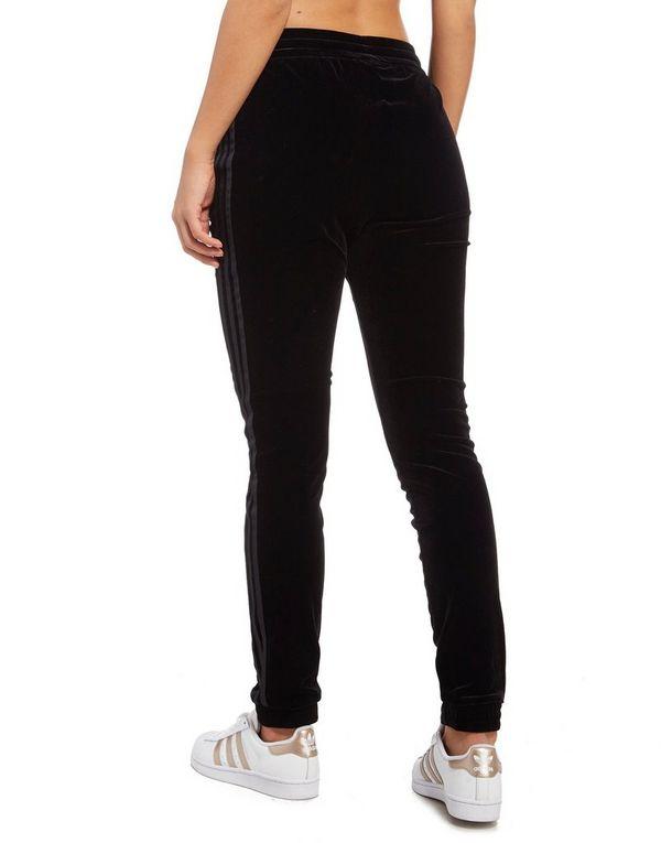 7e721f6cfe7cfe ... Shop Adidas originals purple Velvet Vibes Leggings CW0276 for Women in  UAE adidas Originals Velvet Vibes SST Track Pants ...