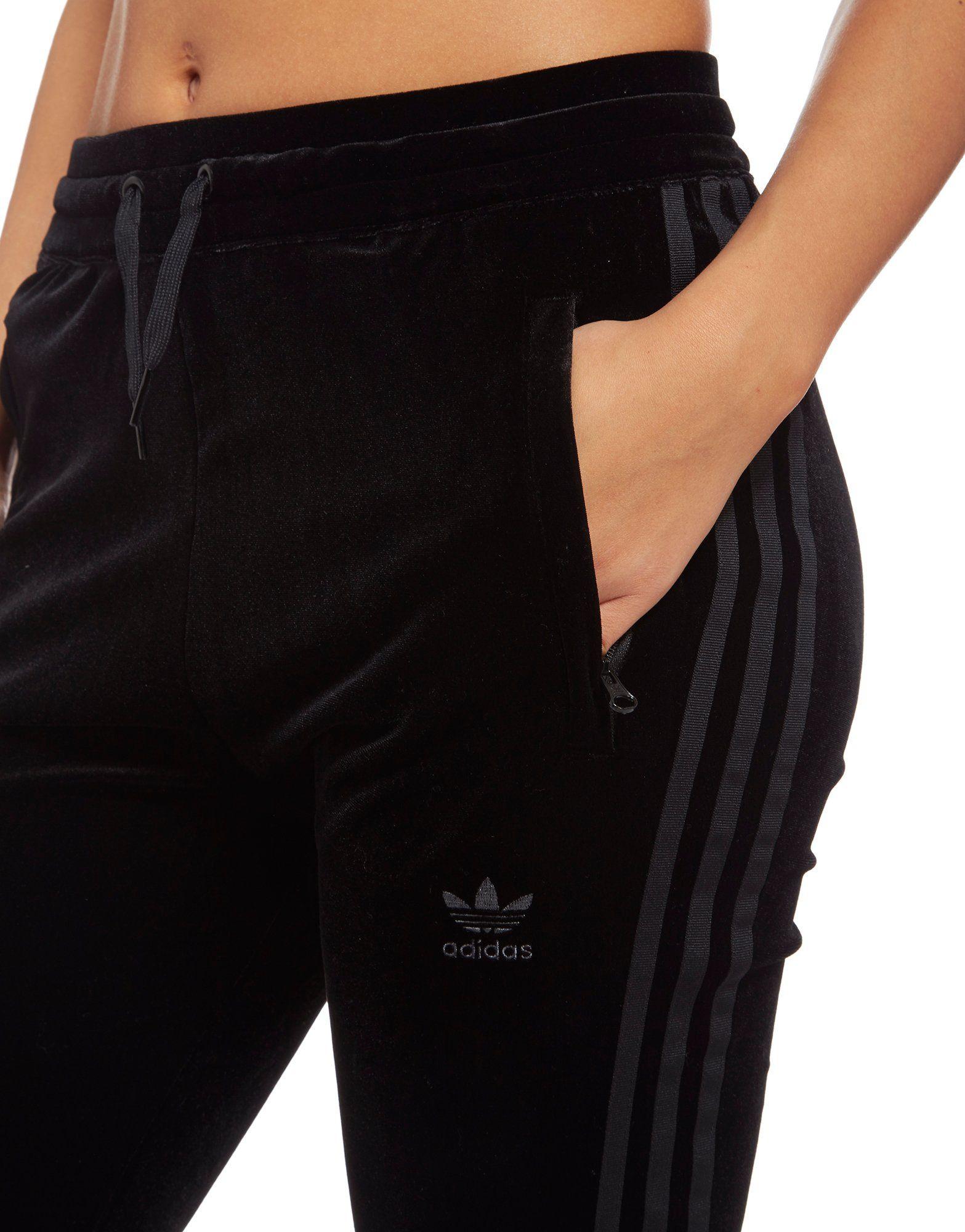 adidas Originals Velvet Vibes SST Track Pants