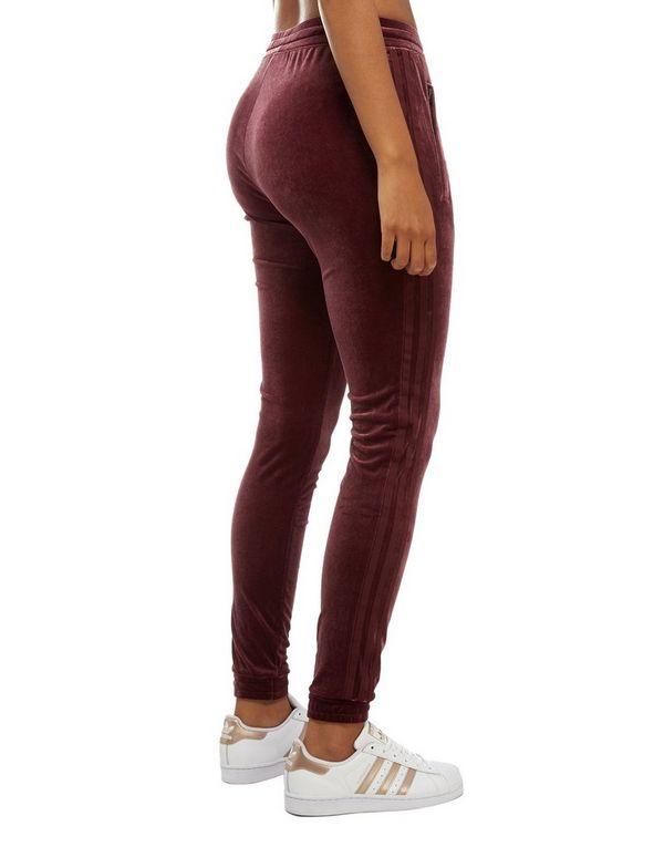 5d661c12e16117 ... adidas Originals Velvet Vibes SST Track Pants ...