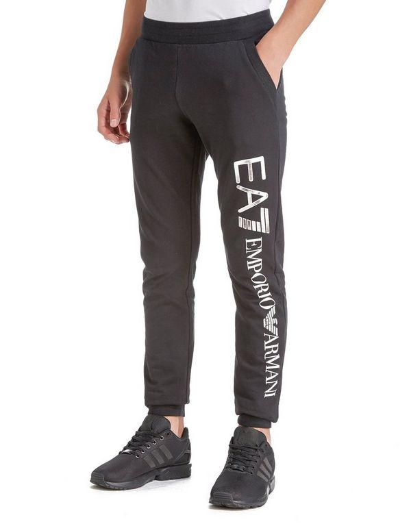 28faa5ed8566d2 Emporio Armani EA7 Foil Logo Cuff Pants Junior | JD Sports Ireland