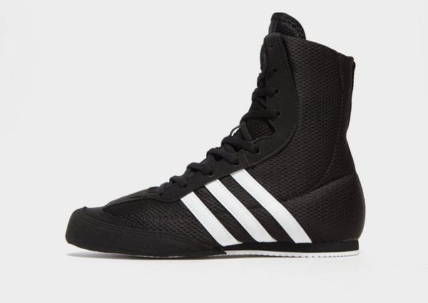 adidas Box Hog Boxing Boots - Men's Fitness Trainers - Black 285554