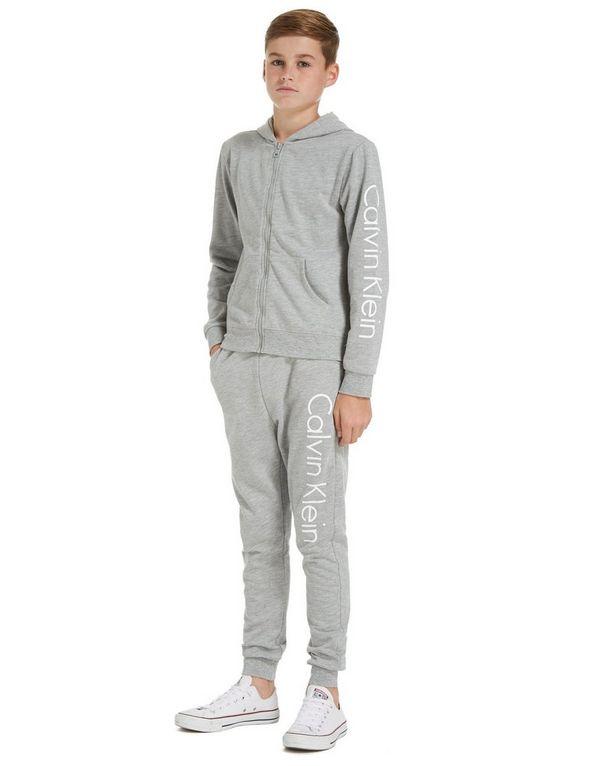 22203f3cc54d Calvin Klein Full Zip Hoodie Junior
