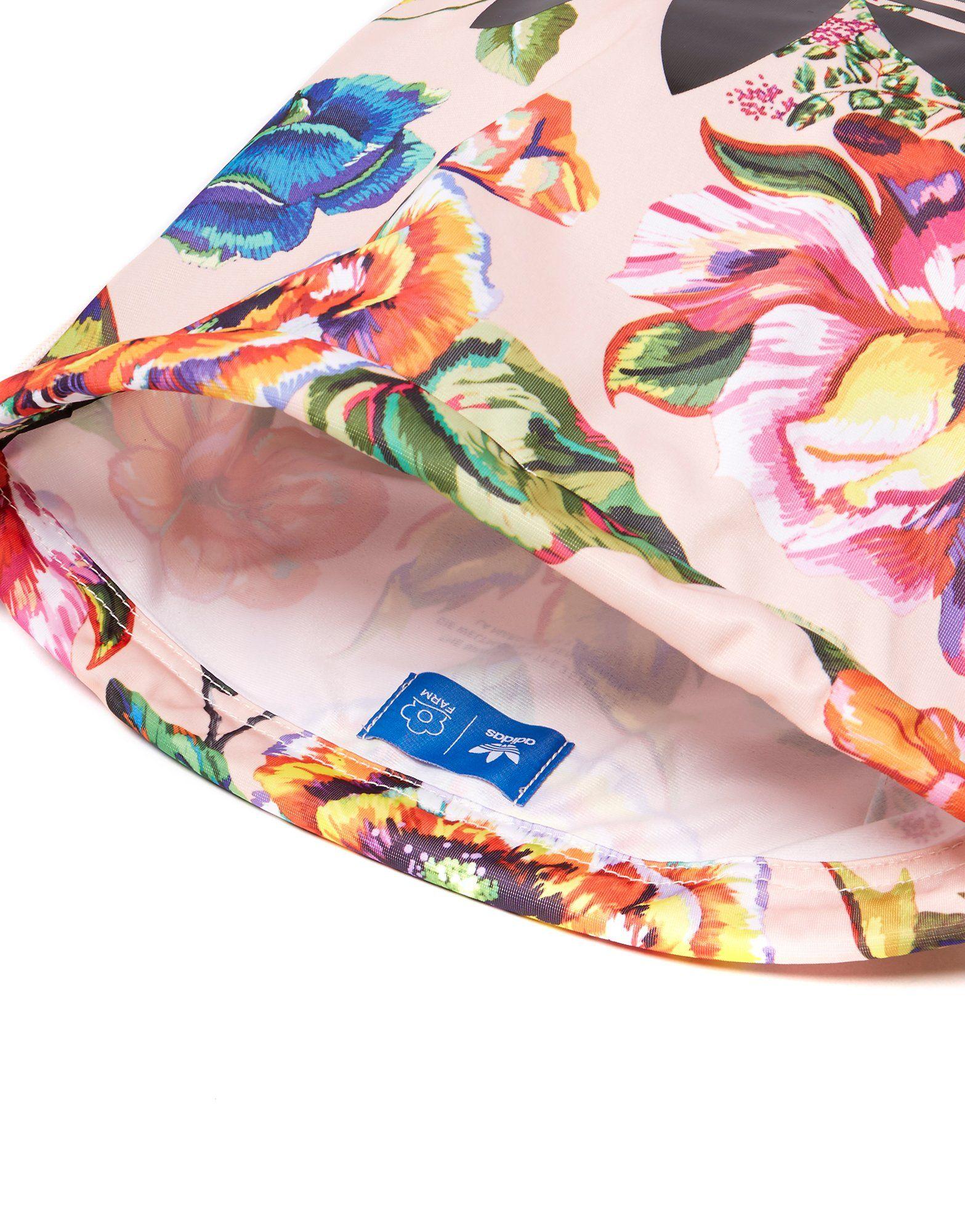 adidas Originals Farm Floralita Gymsack