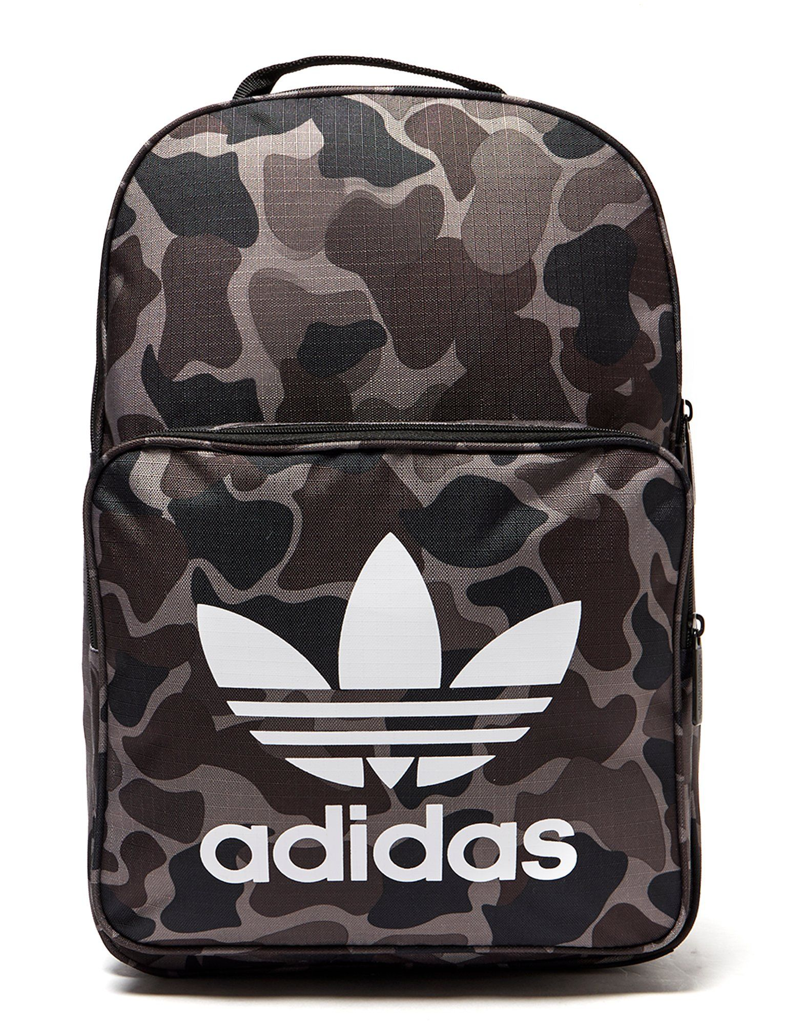 cc2f53b1fb Adidas Grey Camo Backpack