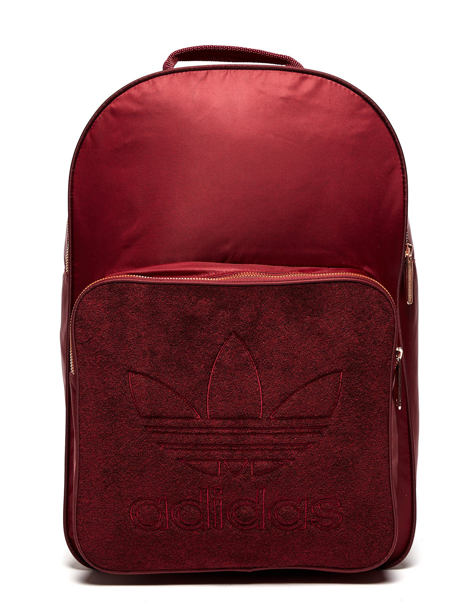 adidas Originals Classic Velour Backpack