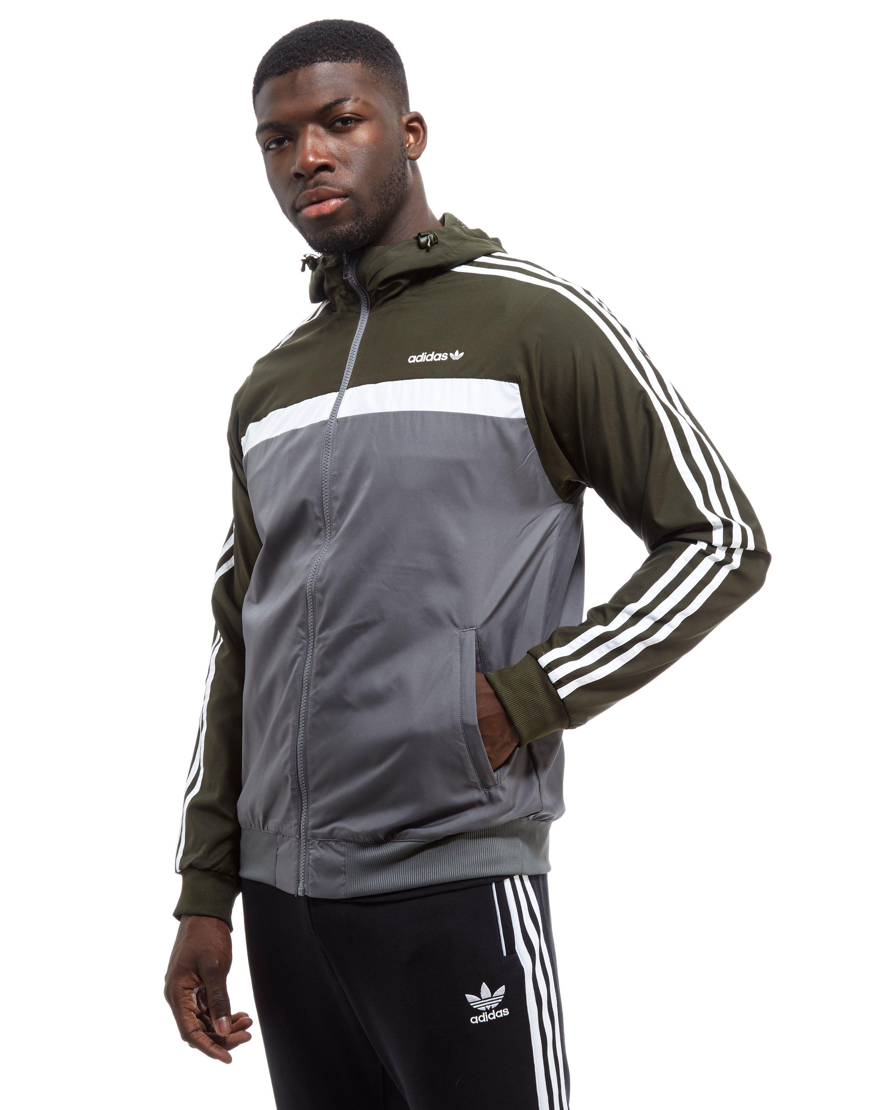 28b8c87d17023 Shoptagr   Adidas Originals Marathon 83 Jacket by Adidas Originals