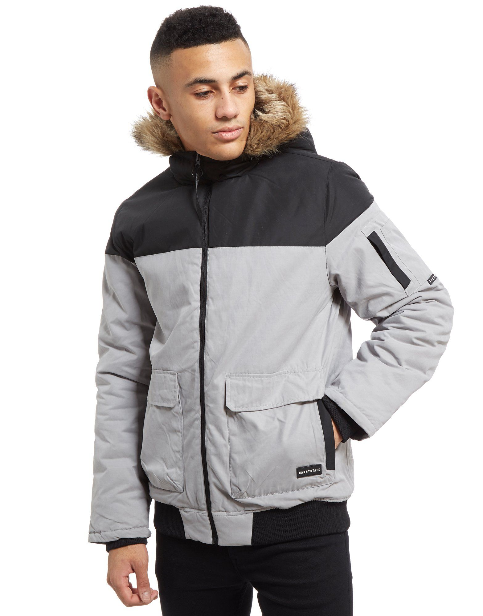Nanny State Odin Short Parka Jacket | JD Sports