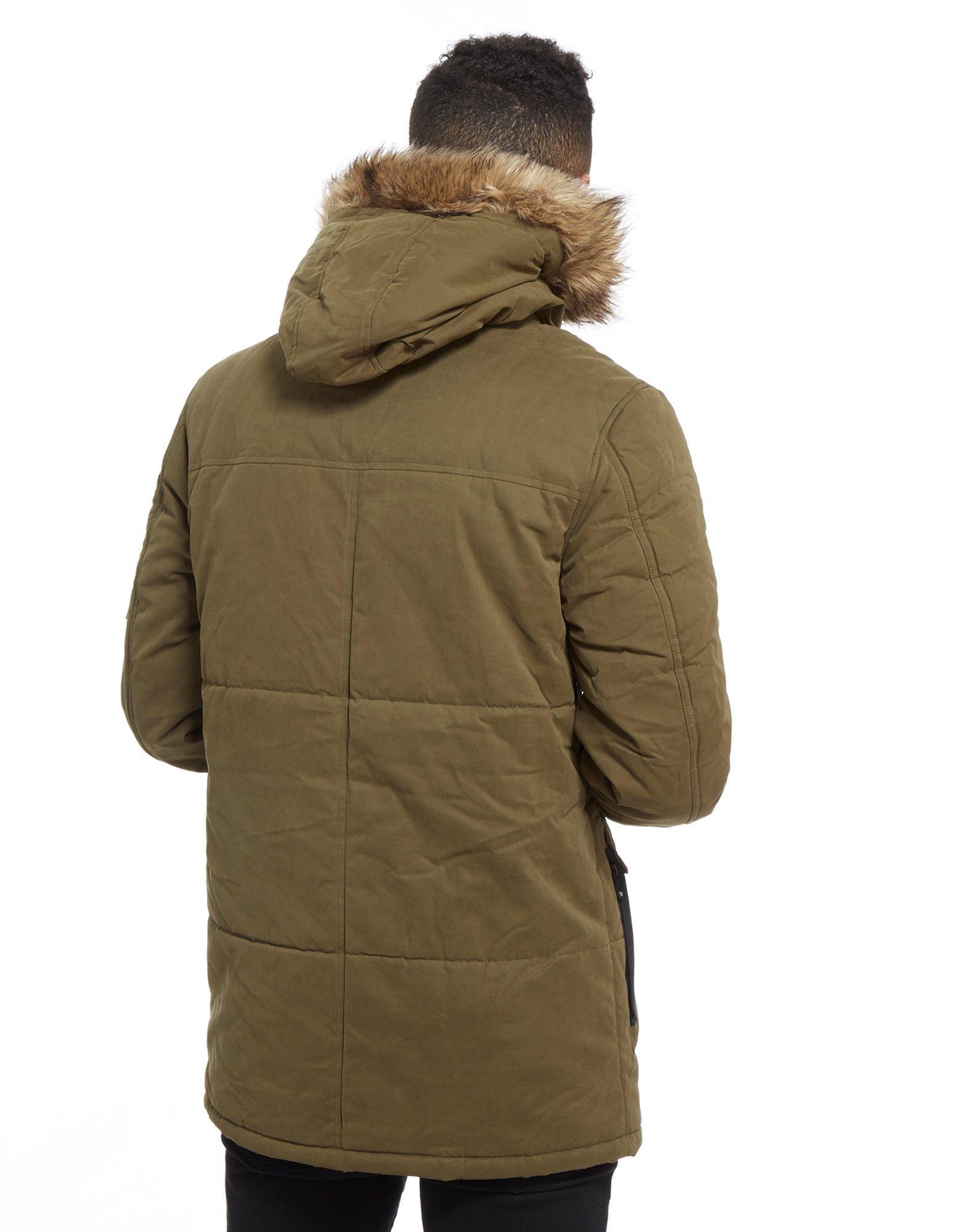 Parka coats jd
