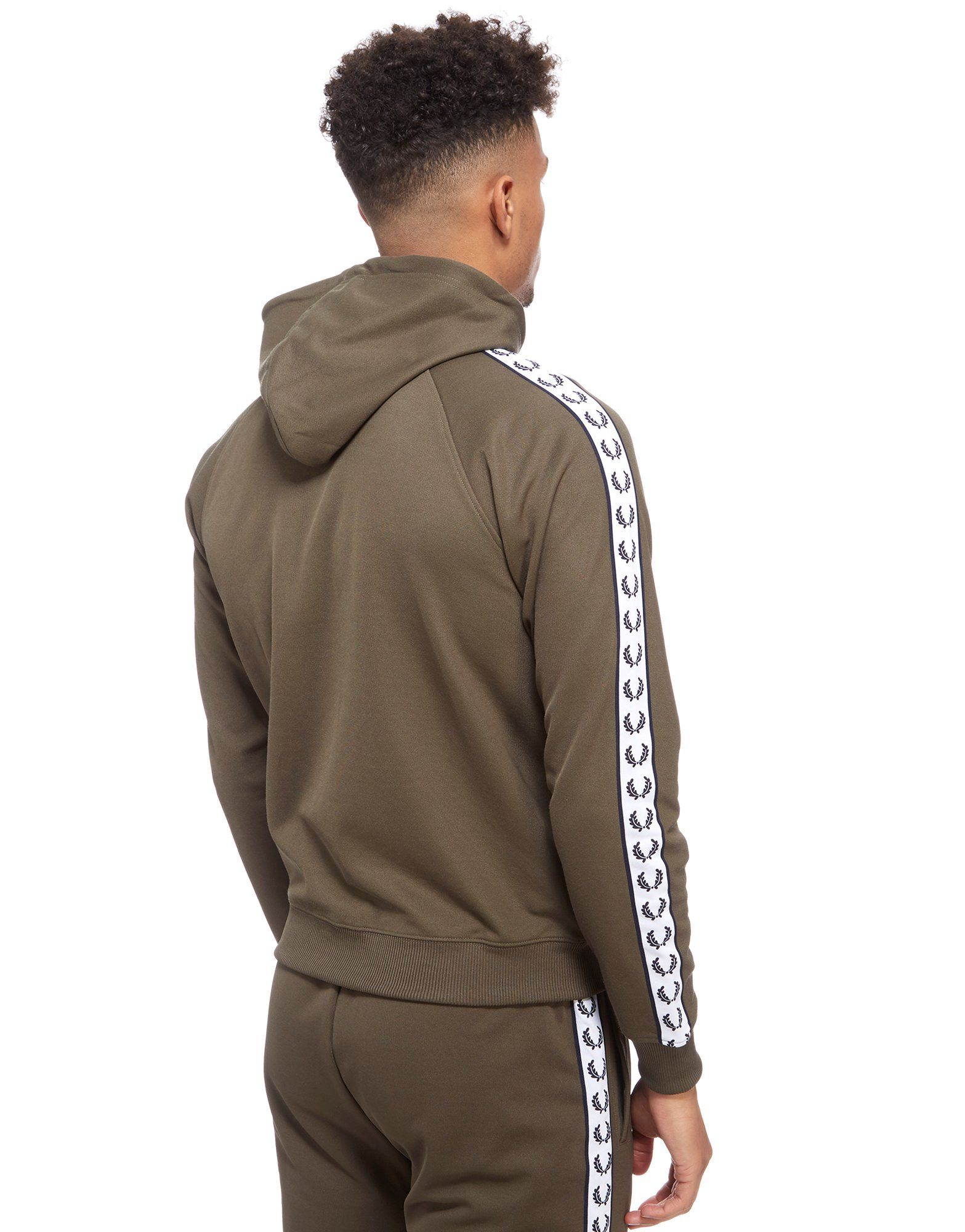 Fred Perry Tape Hoodie