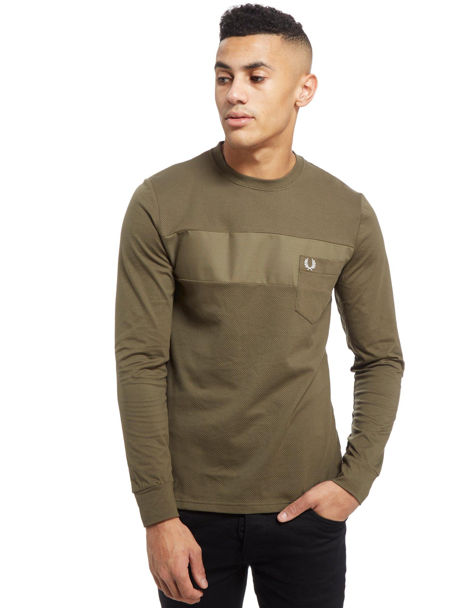 Fred perry green jacket jd