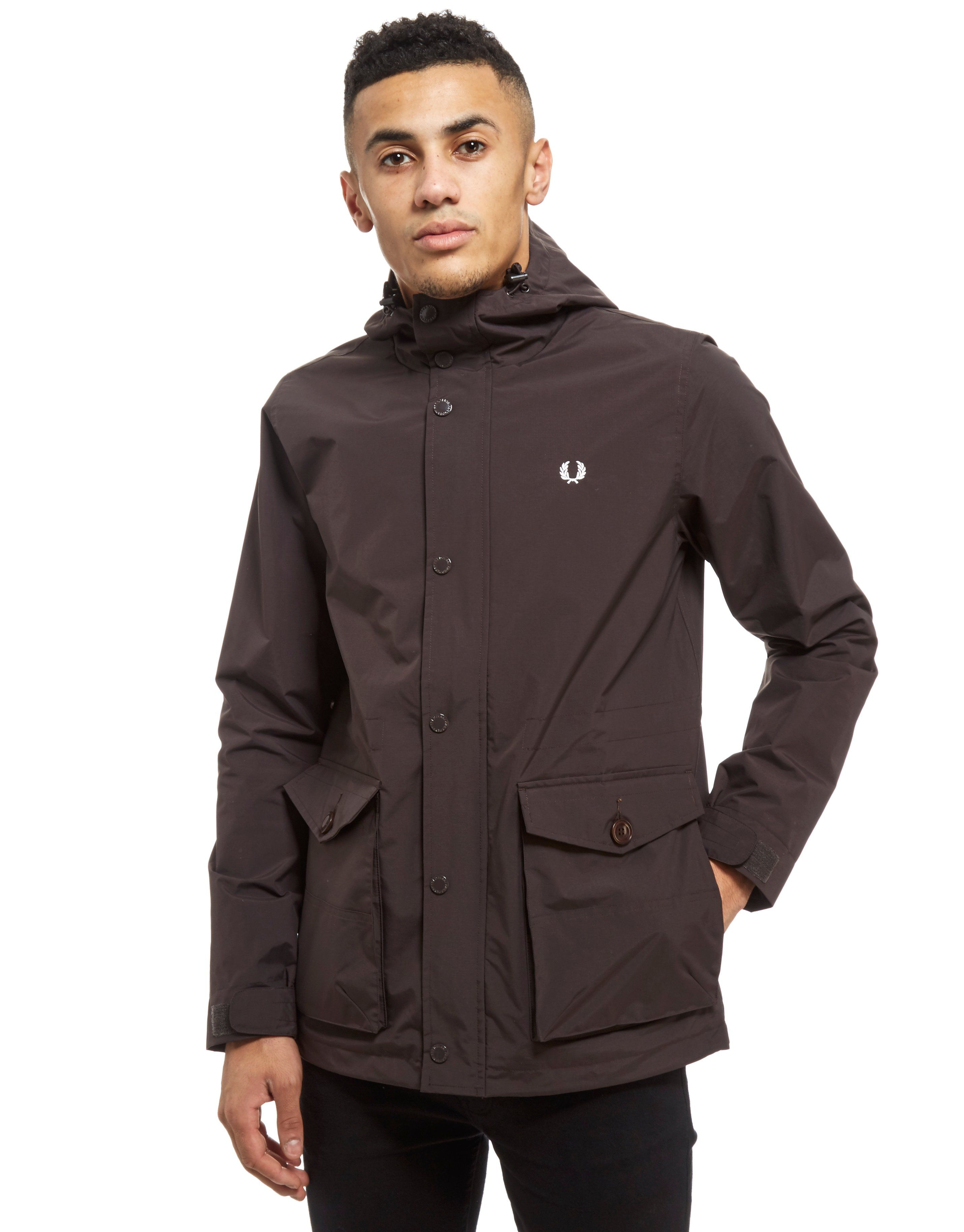 fred perry offshore parka jd sports. Black Bedroom Furniture Sets. Home Design Ideas