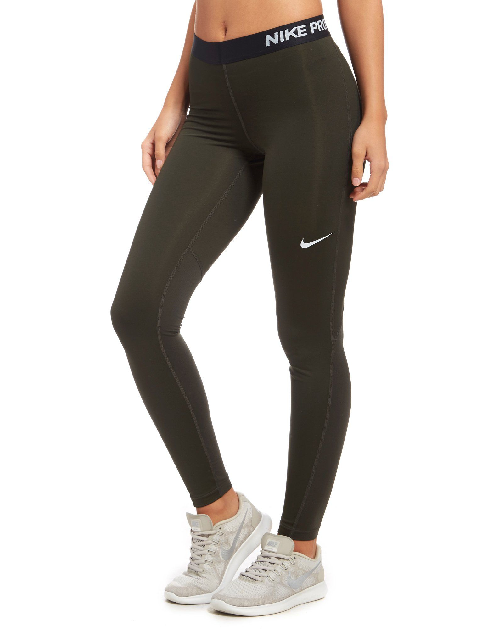 nike pro leggings nike pro core ii women 39 s tights. Black Bedroom Furniture Sets. Home Design Ideas