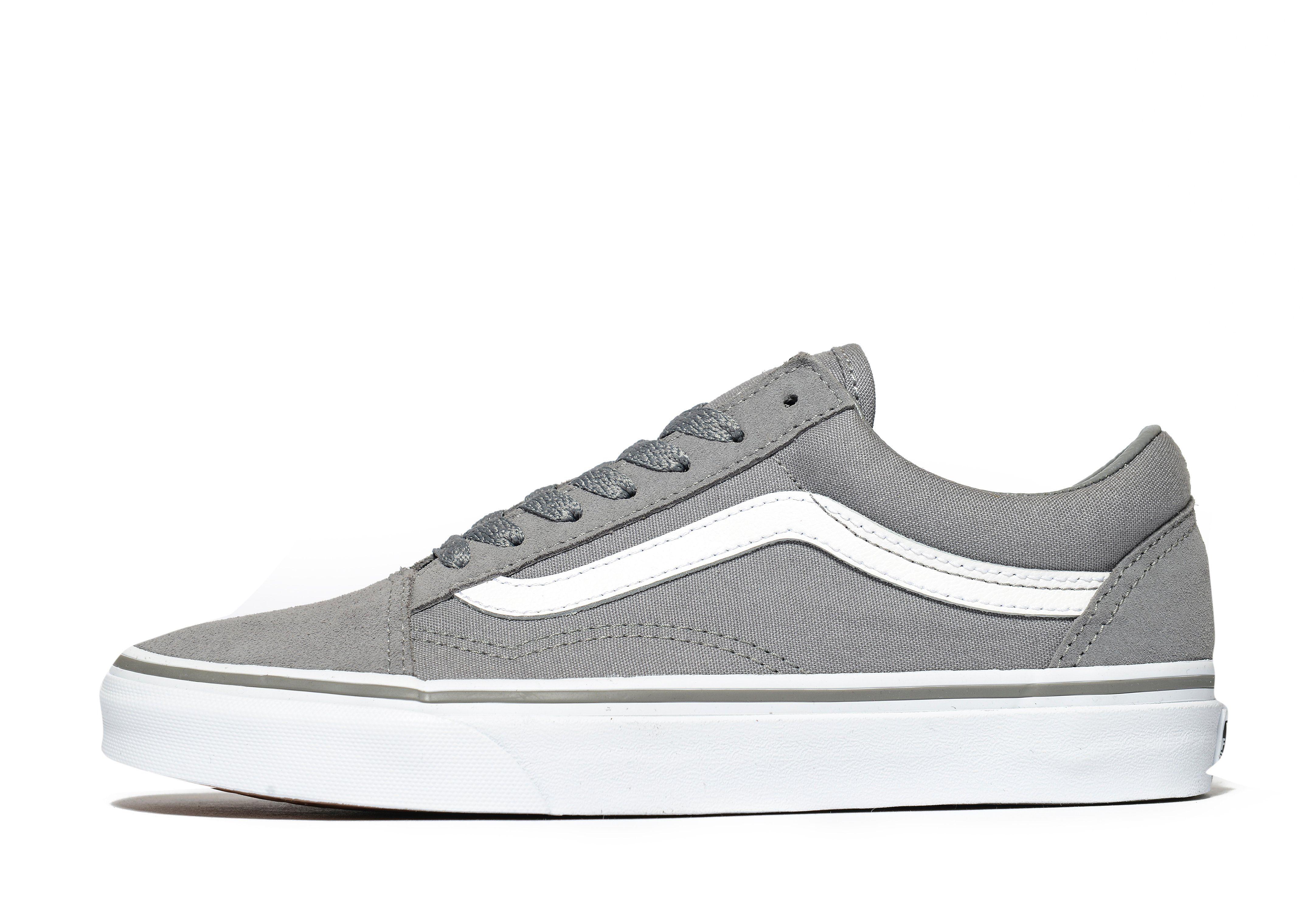 Chaussures Sombres Vans Gris Pour Les Hommes CD51R0I7m