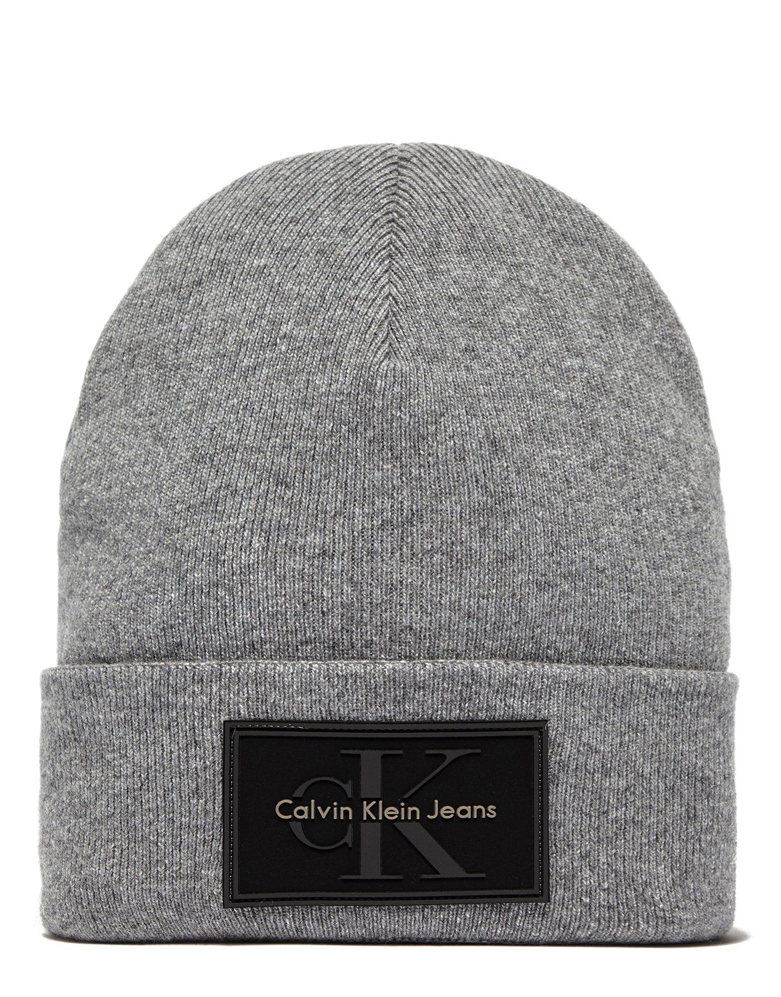 Calvin Klein Reissue Knitted Beanie ... 006cfbc2ba6