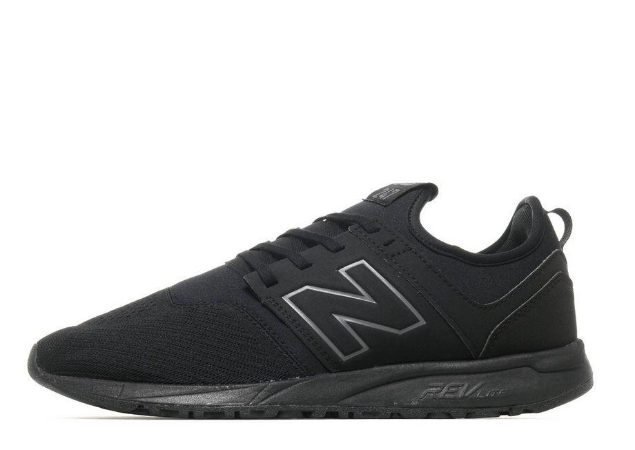 new balance toute noir jd