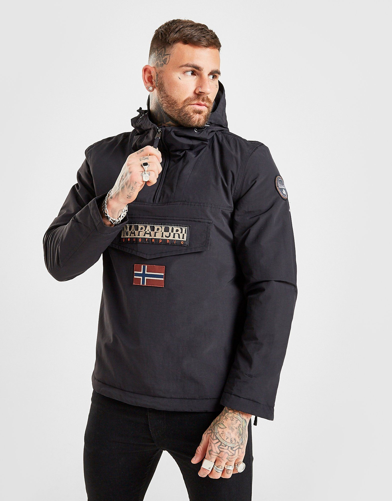Tassen Voorjaar 2018 : Napapijri rainforest winter padded jacket jd sports