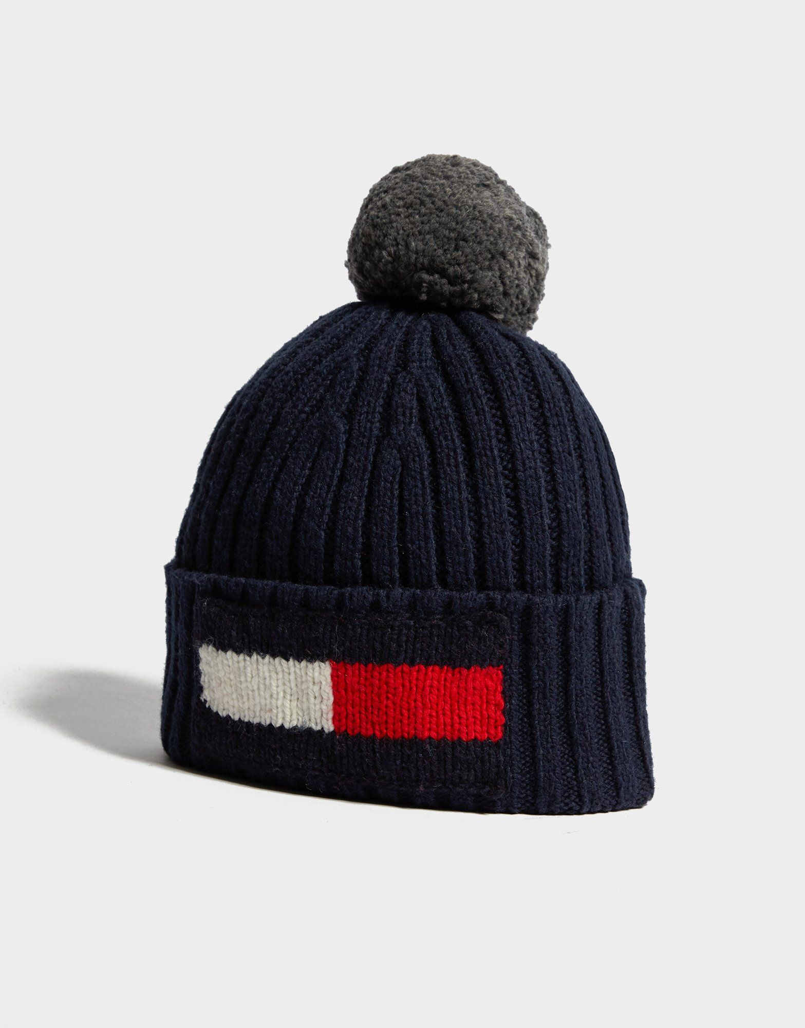 004036d14c72 Men - Knitted Hats   Beanies Tommy Hilfiger   JD Sports