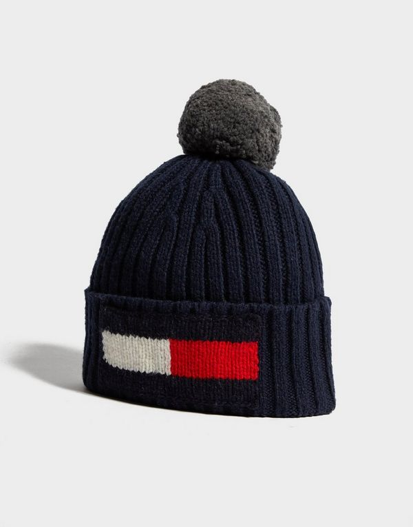 ... low price tommy hilfiger flag bobble hat 03847 e872c e0f165561e5