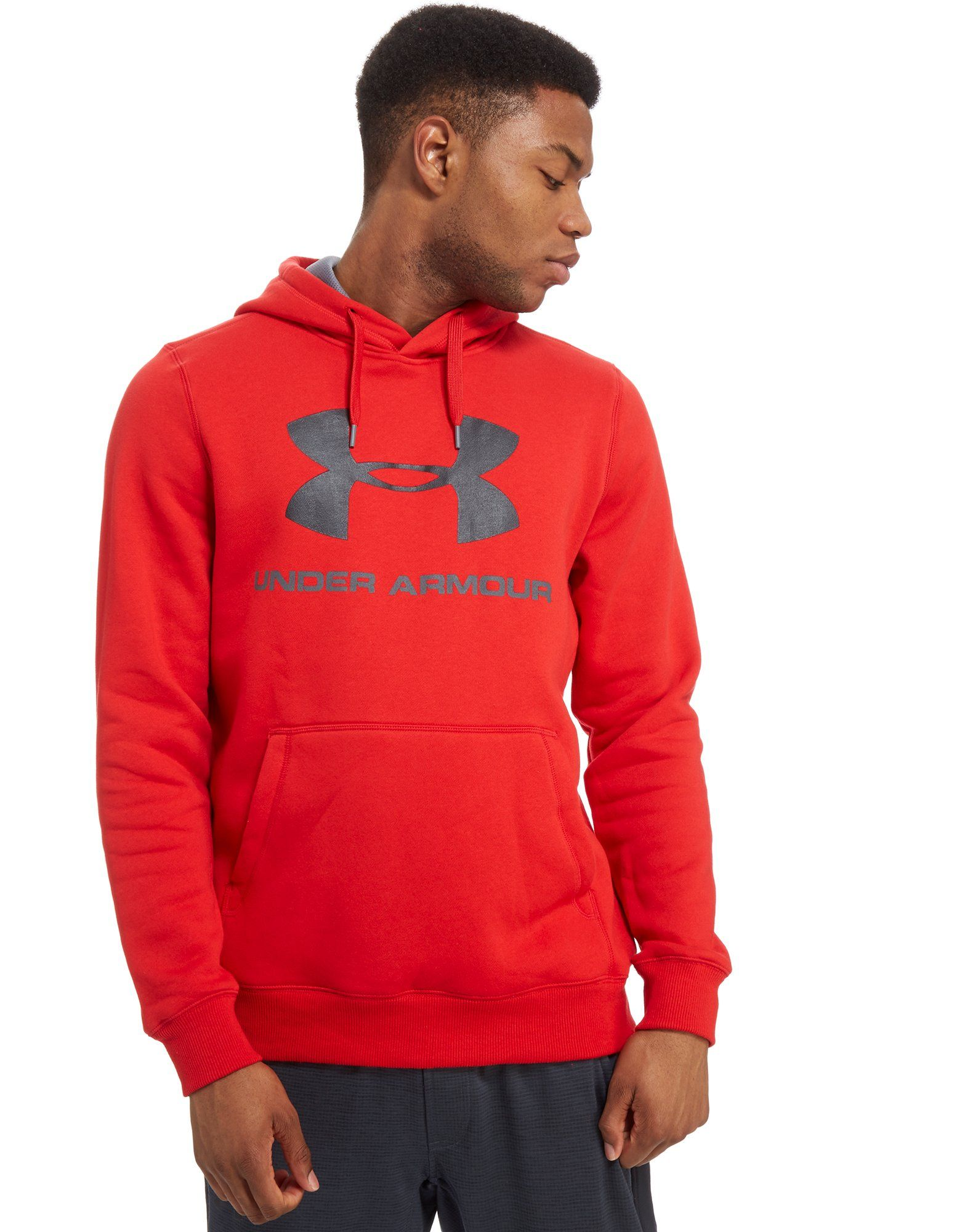 179b7da84 Under Armour Rival Fleece Graphic Hoodie | JD Sports Ireland