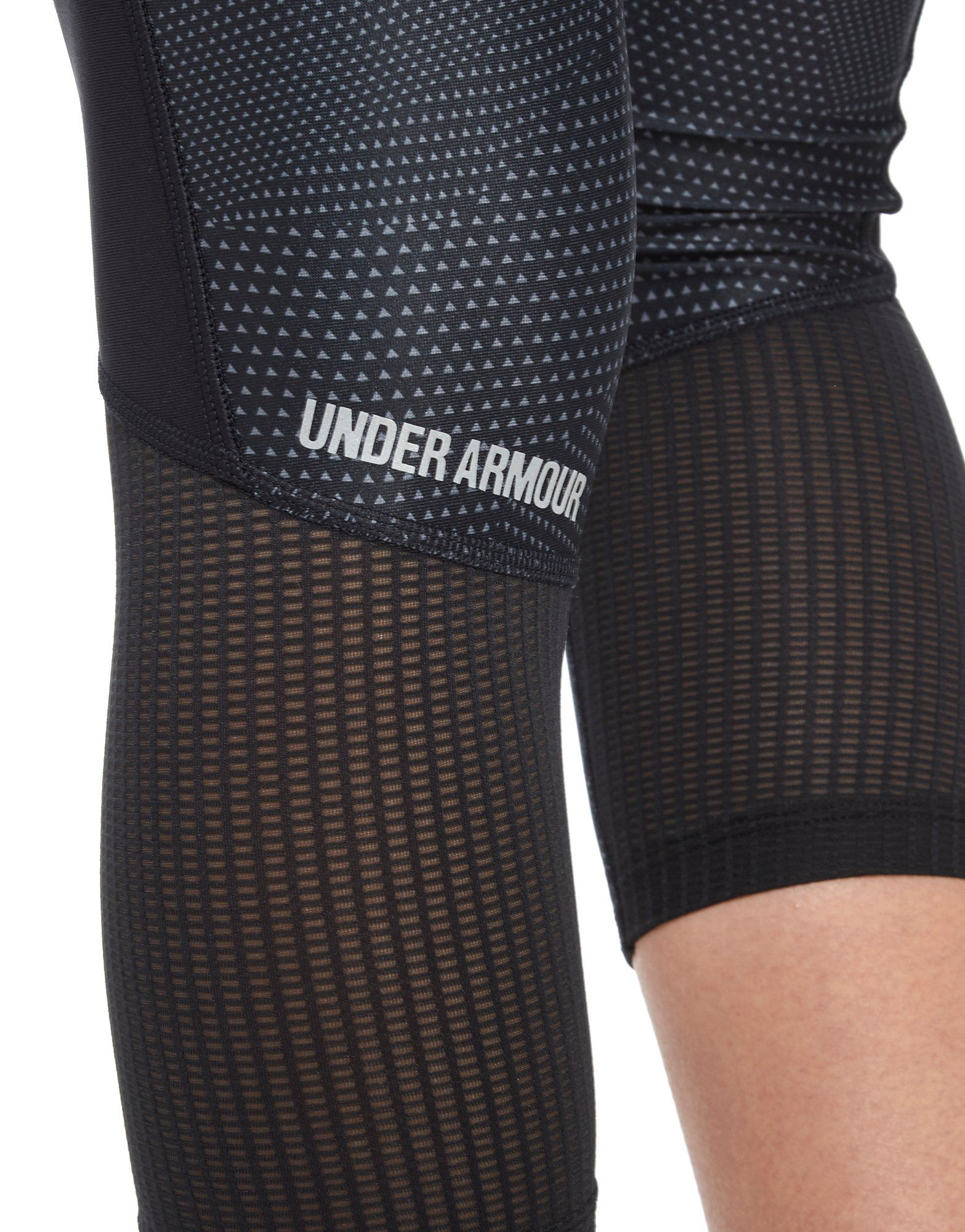 Under Armour Fly-By Print Capris