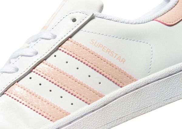 adidas originals superstar junior baby pink