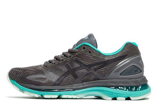 ASICS Gel-Nimbus 19 Lite-Show - Women's Running Shoes - Grey 290411
