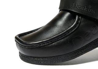 Nicholas Deakins Kain Strap Apron Boots Children