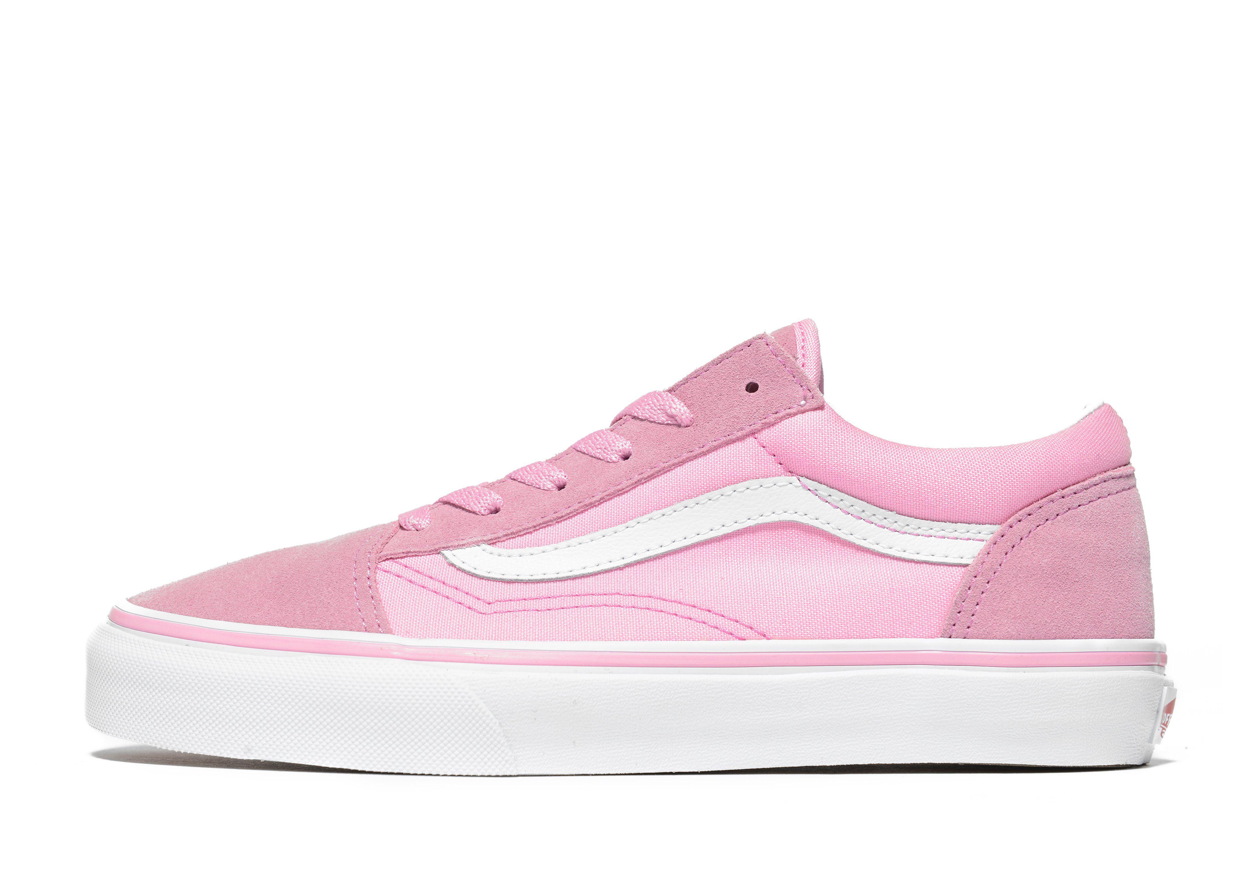 vans shoes for girls pink. vans old skool junior shoes for girls pink