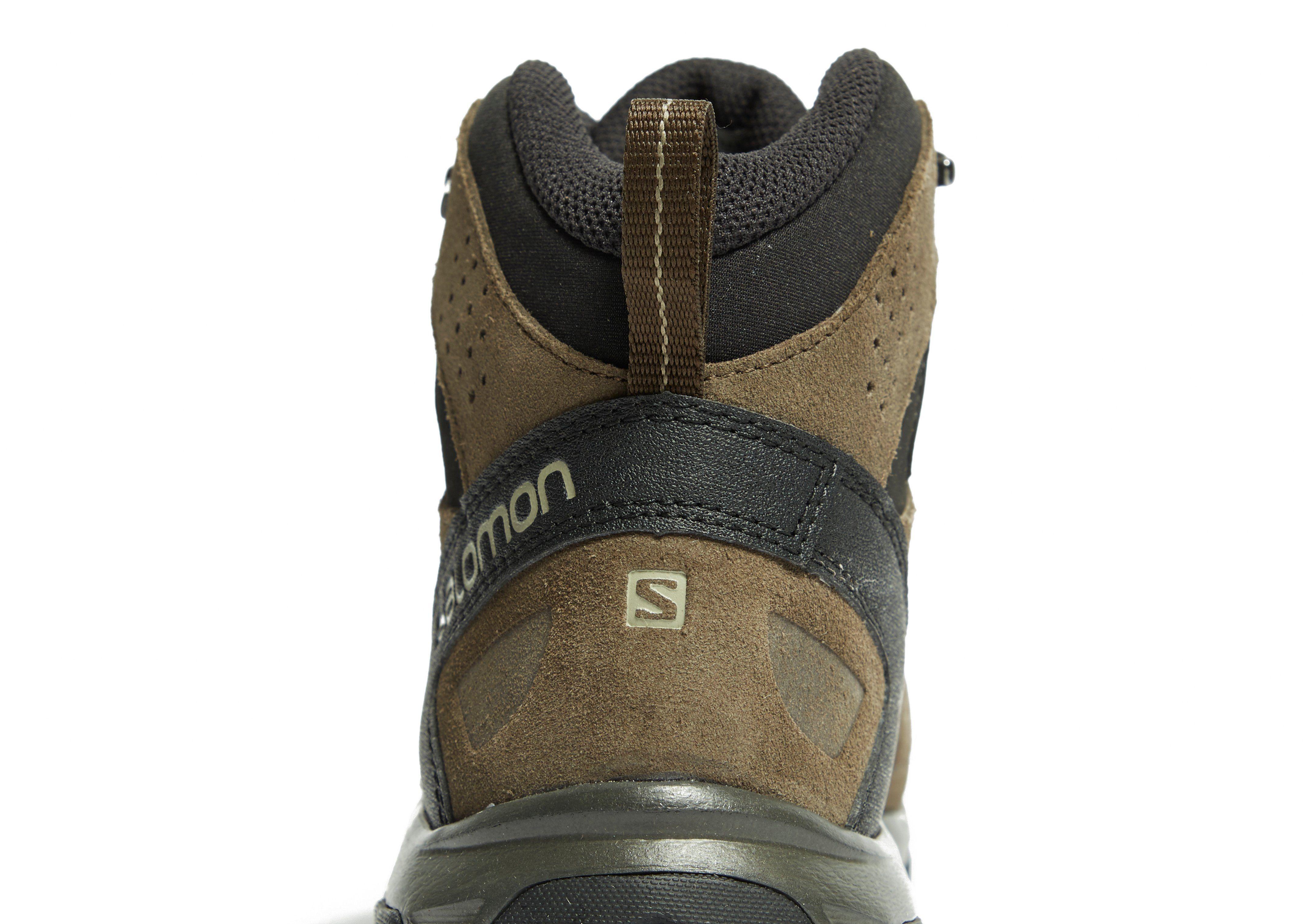 Salomon Evasion 2 Mid Leather Hiking Boots