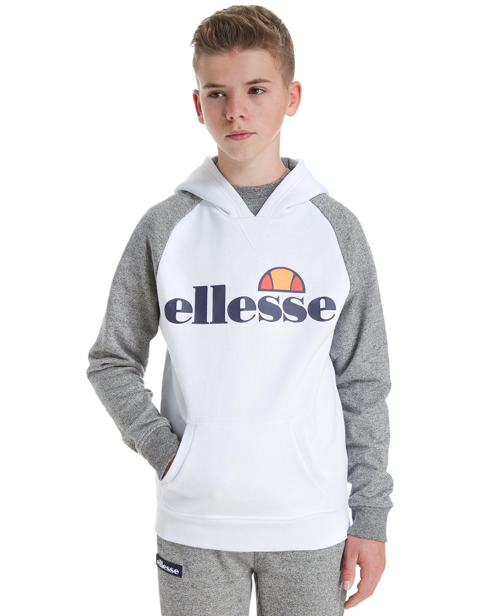 style populaire prix raisonnable code de promo Ellesse Baxid Overhead Hoodie Junior   JD Sports