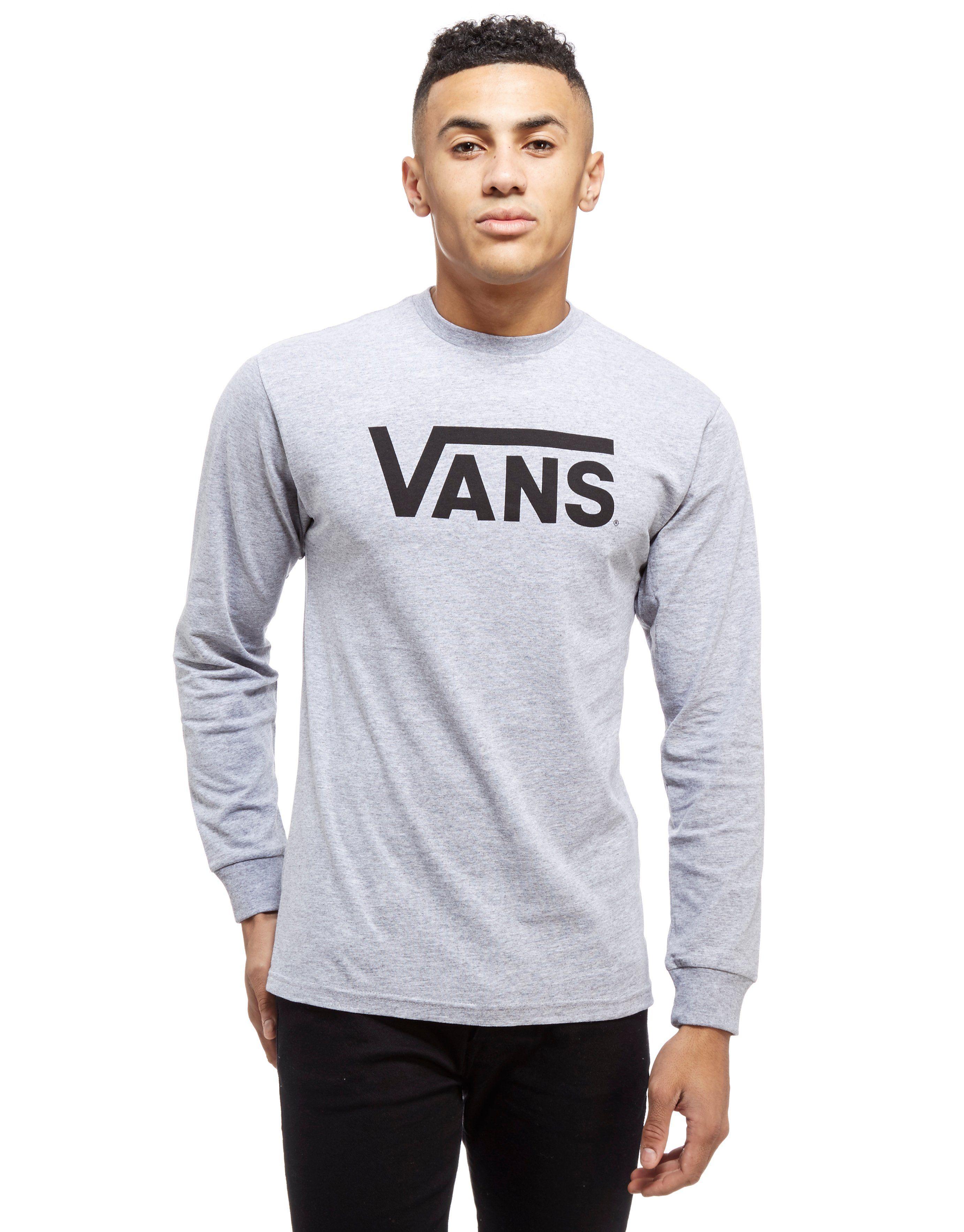 Vans Flying Long-Sleeved T-Shirt