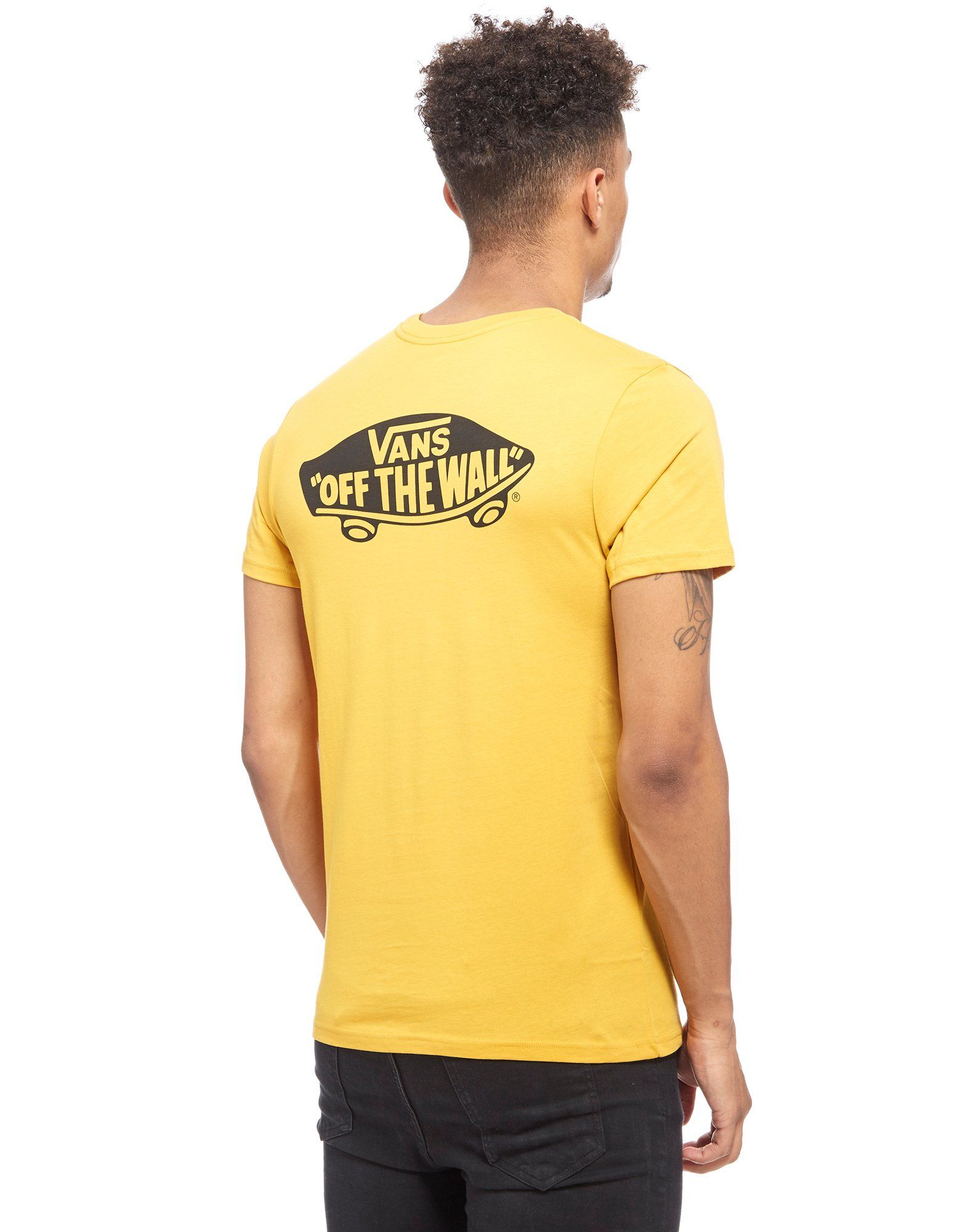 Vans Off The Wall Chest Pocket T-Shirt